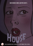 Matchbox Cineclub #9: House poster by Julie Ritchie