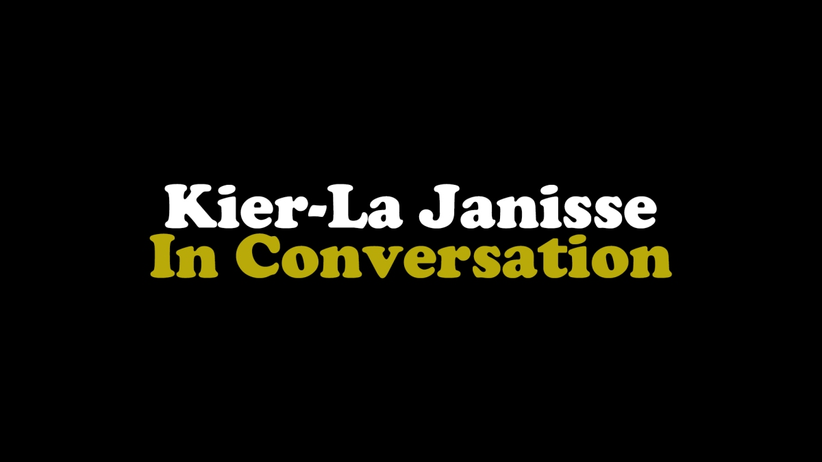 Kier-La Janisse in Conversation